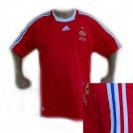 FRANCE AWAY  FOOTBALL SHIRT XL FREE NAME&NUMBER