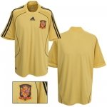 SPAIN AWAY  FOOTBALL SHIRT XL FREE NAME&NUMBER