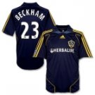 LA GALAXY AWAY  FOOTBALL SHIRT XL FREE NAME&NUMBER