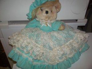 Beautiful Dressed Bear