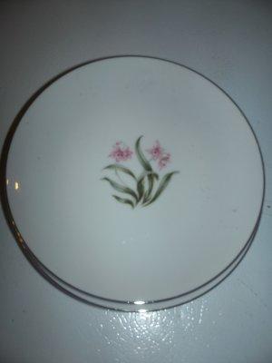 Small China Plates