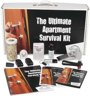 Ultimate Apartment Survival Kit