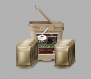 60 Serving Wise Meat Bucket