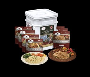 Ultimate Seven Day Emergency Meal Kit
