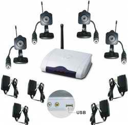 Miniature Color Spy Cam for Win7 + 64 Bit OS