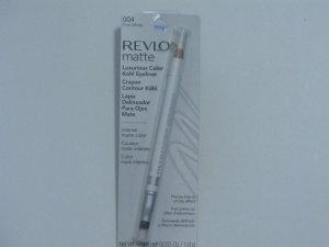 Revlon Matte Luxurious Color Kohl Eyeliner - Pure White