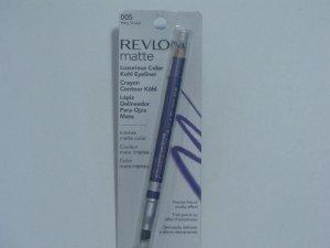 Revlon Matte Luxurious Color Kohl Eyeliner - Very Violet