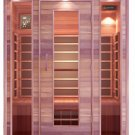 3 Person Carbon Heater Far Infrared Sauna ETL Approved