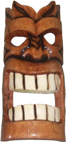 Tiki Mask #9103 - 36in Tall