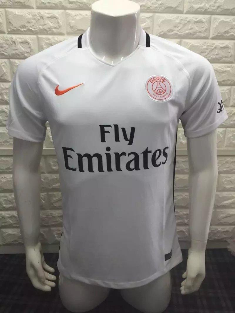 16/17 PSG 3Rd Third Soccer Jersey Shirt Football Sport Tee