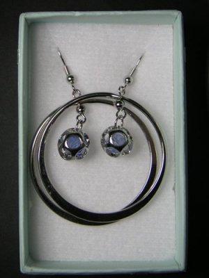 Blue Ball Ring
