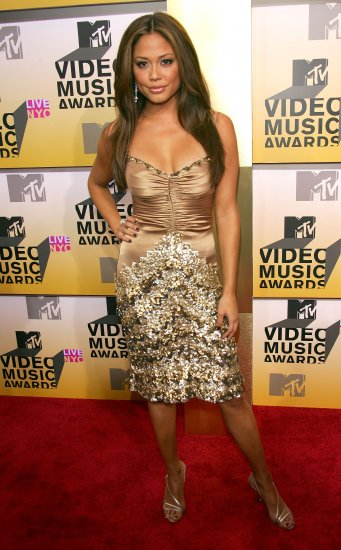 Vanessa Minnillo 8x10 Photo - MTV VMA Great Curves! #2