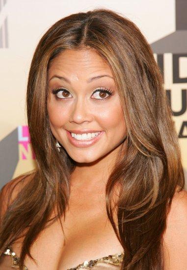 Vanessa Minnillo 8x10 Photo - MTV VMA Great Curves Closeup Candid! #4