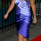 Vanessa Minnillo 8x10 Photo - Purple Short Skirt, Open Toe Heels Candid! #16