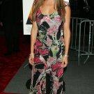 Vanessa Minnillo 8x10 Photo - Multi Color Tight Dress, Open Toe Heels Candid! #22