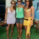 Vanessa Minnillo & Friends 8x10 Photo - Short Denim Skirt, Open Toe Heels Candid! #25