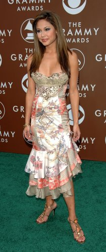 Vanessa Minnillo 8x10 Photo - Grammy Awards, Ultra Busty & Glam Candid! #30