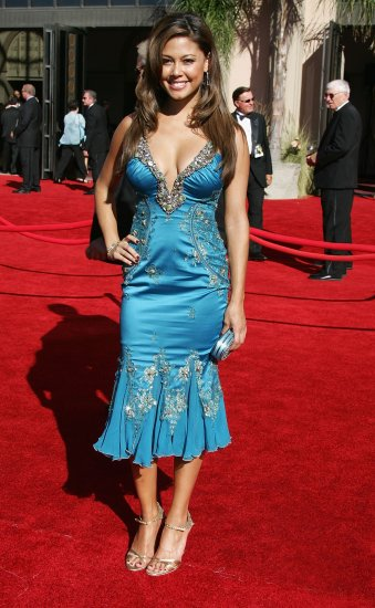 Vanessa Minnillo 8x10 Photo - Full Body Candid, Very Busty and Glam, Amazing Shot! #34