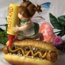 "My Little Kitchen Fairies ""Mustard On Bratwurst Fairy"""