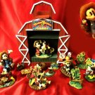 Disney's Mickey & Minnie Mouse Barnyard Set
