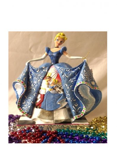 Jim Shore's Disney's Cinderella Romantic Waltz Figurine