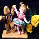 Kitchen Fairy Gingerbread Man Figurine