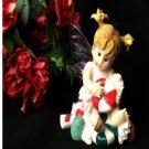 My Little Kitchen Fairy Fairy Witn Bon Bon Candy Figurine