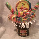 Carnival/Circus Lollipop Bouquet