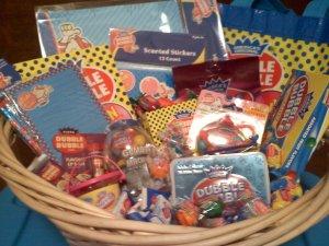 Dubble Bubble Gift Basket