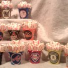 Baseball Lollipop Bouquets