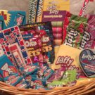 Laffy Taffy & Bazooka Bubble Gum Gift Basket