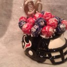 Houston Texans Lollipop Helmet