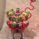 Thomas the Train Lollipop Bouquet