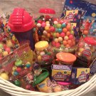 Gumball Gift Basket