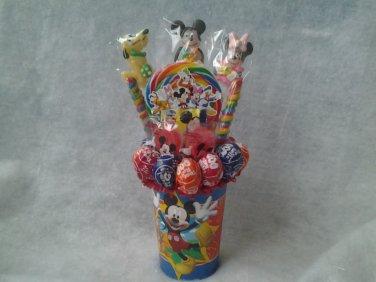 Mickey Clubhouse Lollipop Bouquet