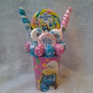 Smurfs Lollipop Bouquet