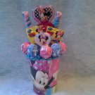 Minnie Mouse Lollipop Bouquet