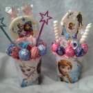 Frozen Lollipop Bouquet
