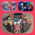 M & M Gift Basket