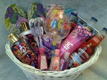 Bath N Body Gift Basket