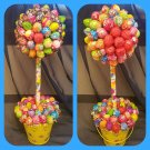 Tootsie Pop Lollipop Tree