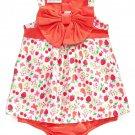 First Impressions Baby Girls Fruit-Print 1 PCS Bodysuit 6-9Month