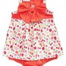 First Impressions Baby Girls Fruit-Print 1 PCS Bodysuit 3-6Month