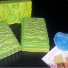 Frankincense And Myrrh Chamomile Tea Homemade All natural Bar soap