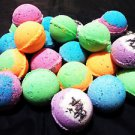 6Pcs Assorted Stress Relieving Moisturizing FizzyBath  Bombs