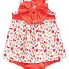 First Impressions Baby Girls Fruit-Print Bodysuit 3-6months