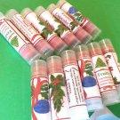 5Pcs Lip moisturizer Christmas Holiday Stocking Stuffers-Tinted Organic Lip balm