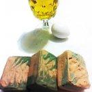 Homemade Beer & Egg Conditioning Bubbly Shampoo Bar