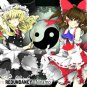 Touhou - Girls are now preparing A3 print