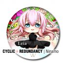 Vocaloid - Leia badge